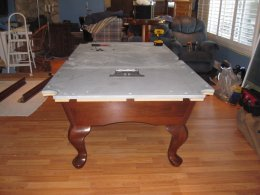 how much does it cost to move a pool table the right way?