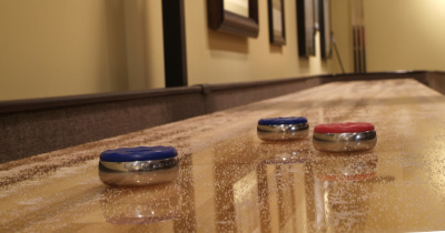 Chicago SOLO® Shuffleboard Installers Image.