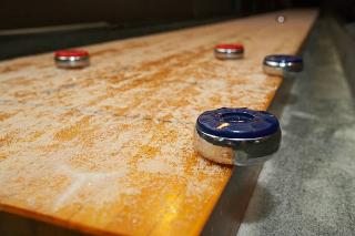 SOLO® Shuffleboard Movers Chicago, Illinois.